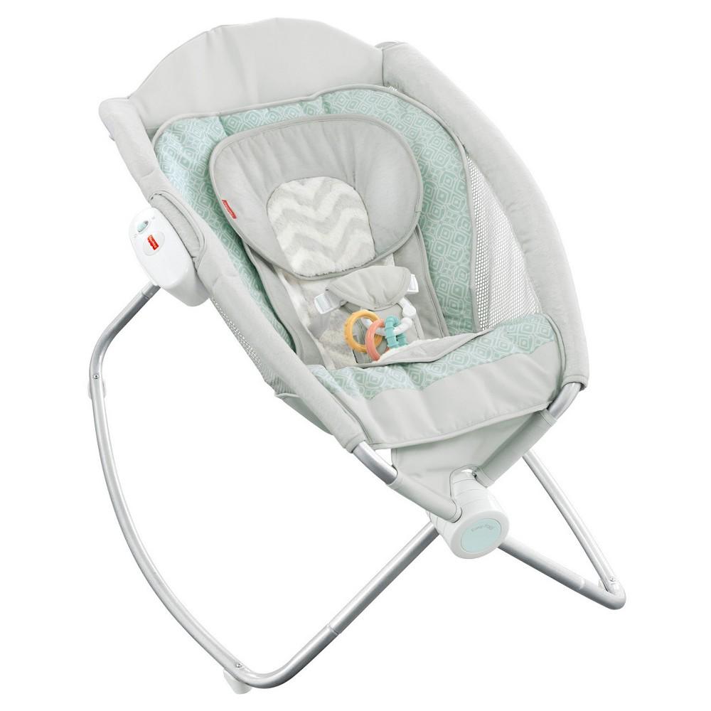 Upc 887961163070 Fisher Price Sweet Surroundings Deluxe Newborn Rock N Play Sleeper Upcitemdb Com
