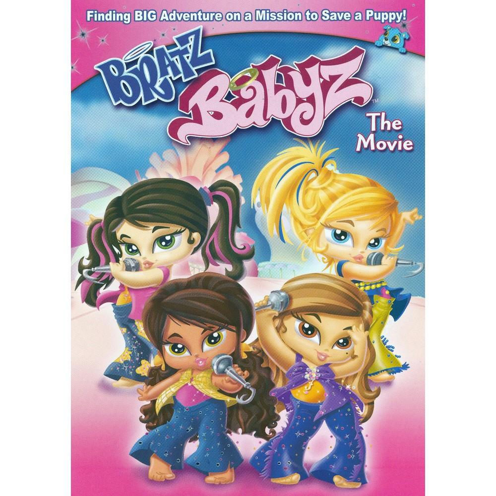 Bratz: Babyz - The Movie (dvd_video)