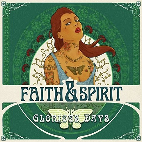 Faith & spirit - Glorious day (CD) - image 1 of 1