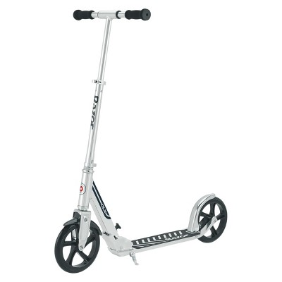 Razor A5 DLX Folding Kick Scooter - Silver