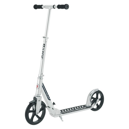 Razor® A5 DLX Folding Kick Scooter - Silver - image 1 of 6