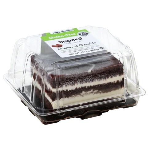 The Original Cakerie Gluten Free Dark Chocolate Ganache Cake - 16oz - image 1 of 1