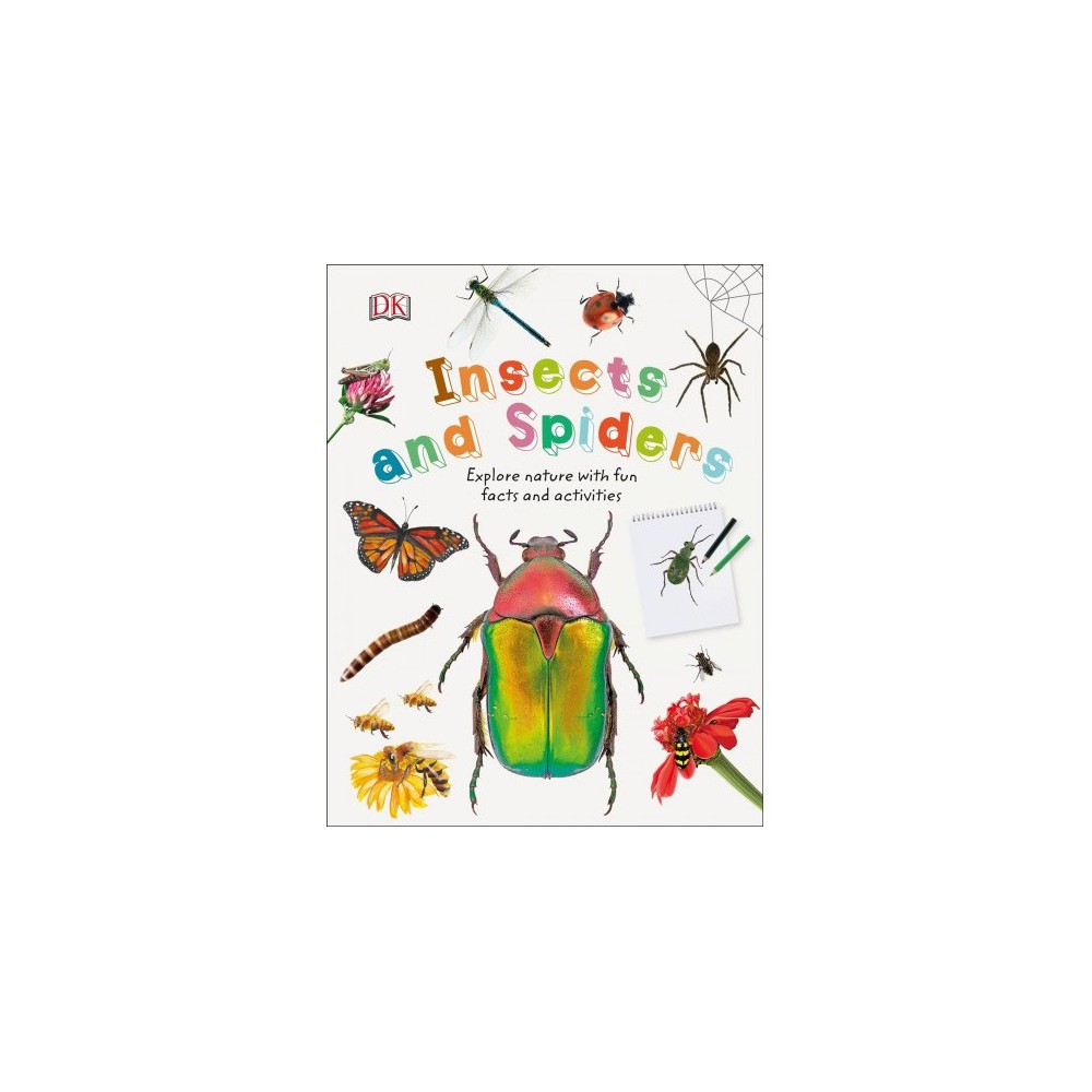 Insects and Spiders - by Steve Parker (Hardcover)