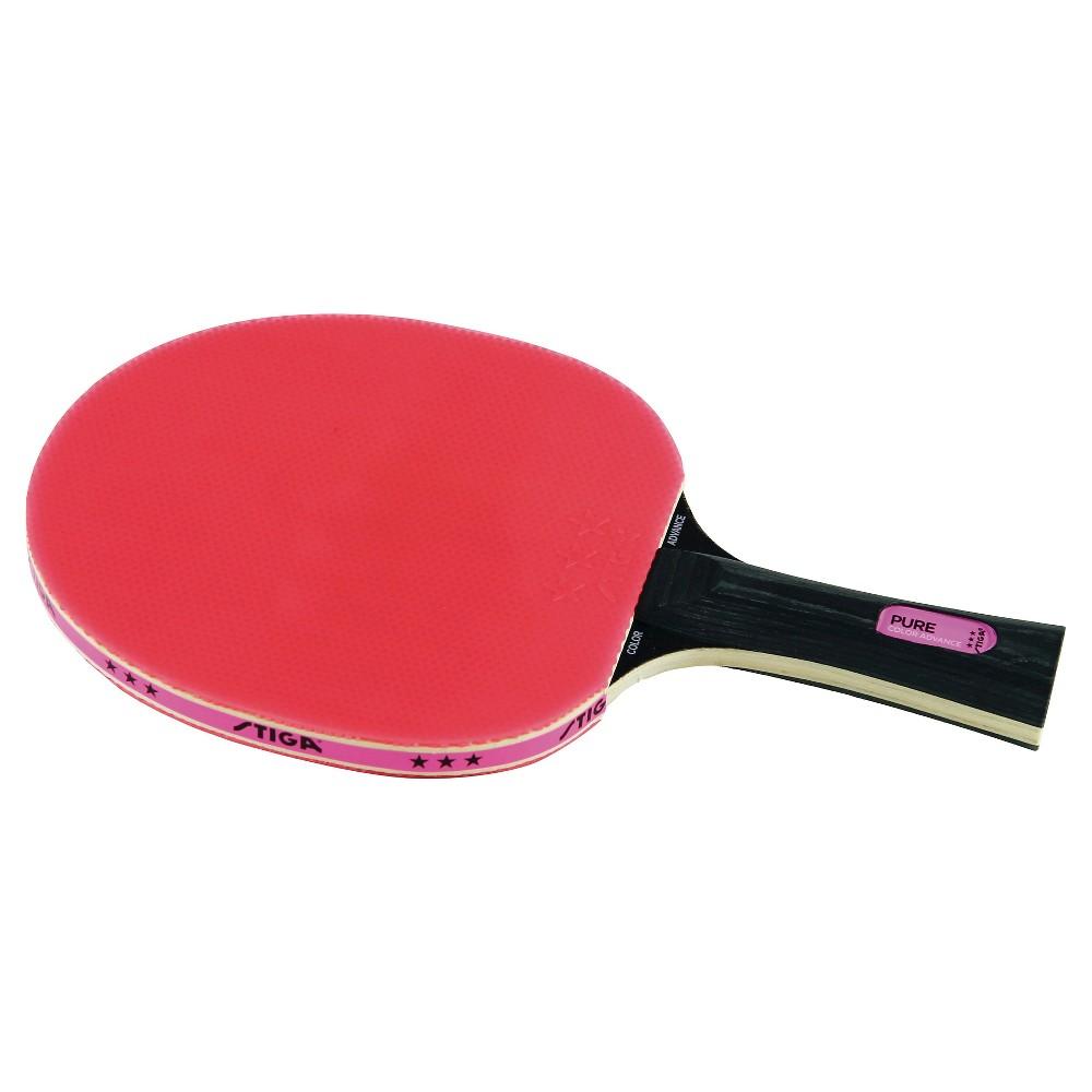 Stiga Pure Color Advance Table Tennis Racket - Pink