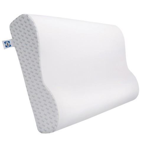 Sealy Memory Foam Contour Bed Pillow (Standard) - image 1 of 3