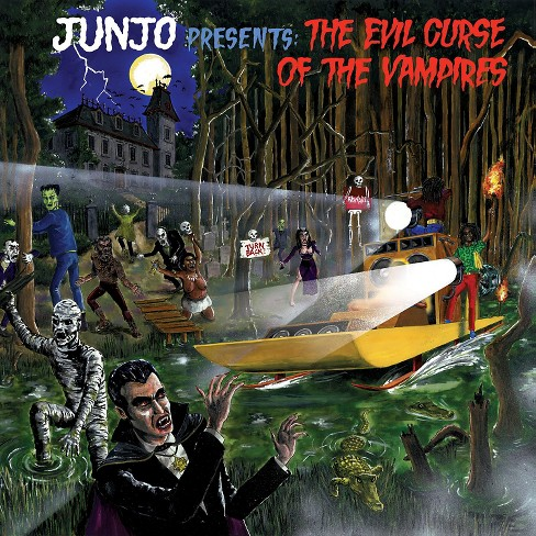 "Henry ""junjo"" lawes - Junjo presents:Evil curse of the vamp (Vinyl) - image 1 of 1"