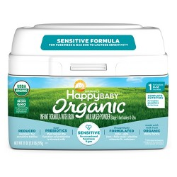 Happy Baby Sensitive Infant Formula - 21oz