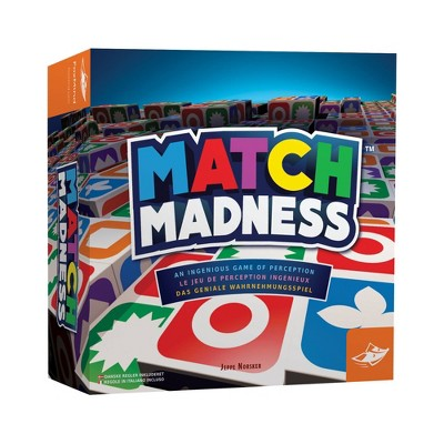 Match Madness Game