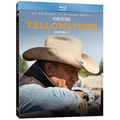 Yellowstone: Season One (Blu-ray)