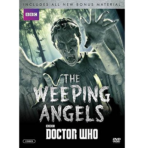 Doctor Who:Weeping Angels (DVD) - image 1 of 1