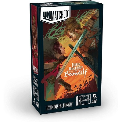 Unmatched: Little Red Riding Hood vs. Beowulf Game