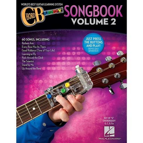 Hal Leonard Chordbuddy Songbook - Volume 2 - image 1 of 1