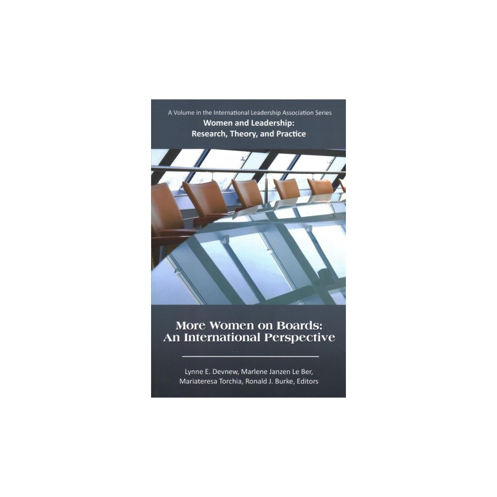 More Women on Boards : An International Perspective - (Paperback)