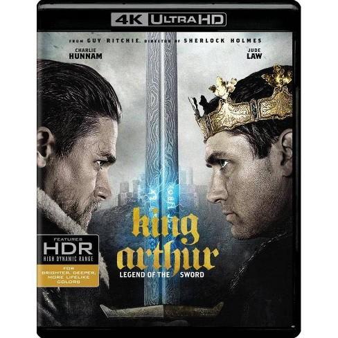 King Arthur: Legend of the Sword (4K/UHD) - image 1 of 1