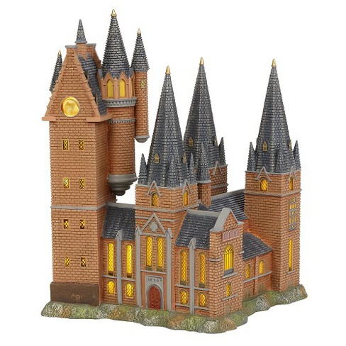 Department 56 - Harry Potter Village - Hogwarts Astronomy Tower Lighted Building, 12.2-inches - image 1 of 3