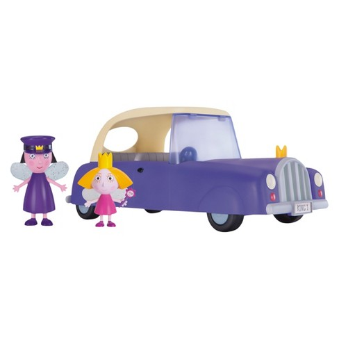 Ben & Holly's Royal Car Feature Vehicle - image 1 of 3