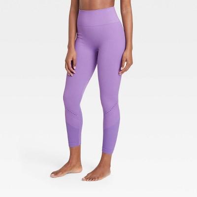 Women's High-Rise Seamless 7/8 Leggings - JoyLab™