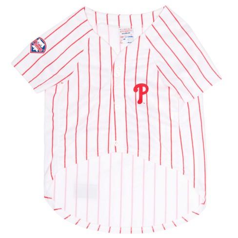 37b07df1e83 MLB Pets First Pet Baseball Jersey - Philadelphia Phillies   Target