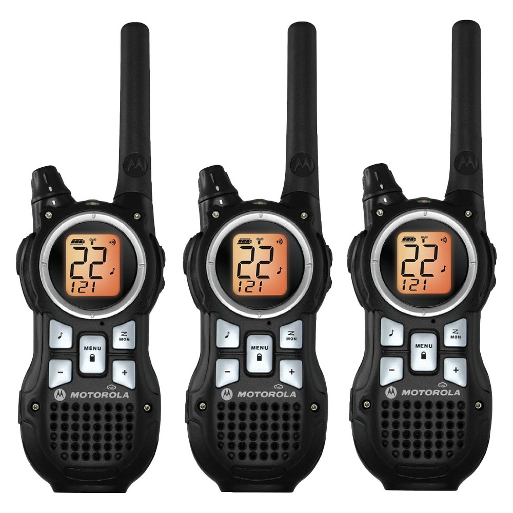Motorola Talkabout 35 Mile 3pk Radio - MR350TPR