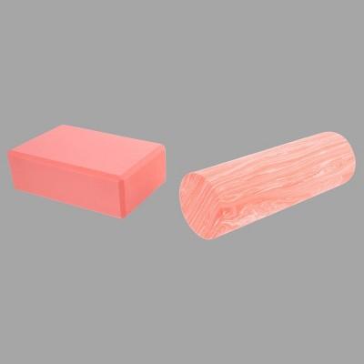 2ct Foam Block & Roller Coral - Bullseye's Playground™