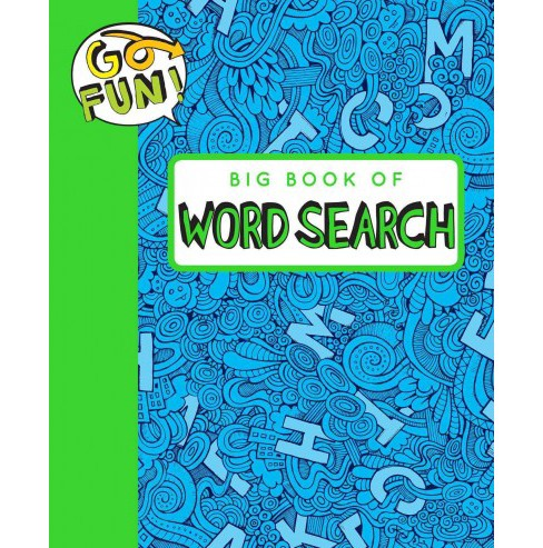 Big Book of Word Search 2 (Paperback) - image 1 of 1