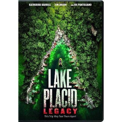Lake Placid: Legacy (DVD)(2018)