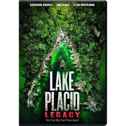 Lake Placid: Legacy (DVD)(2018) - image 1 of 1