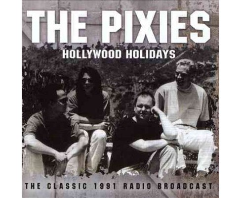 Pixies - Hollywood Holidays (CD) - image 1 of 1