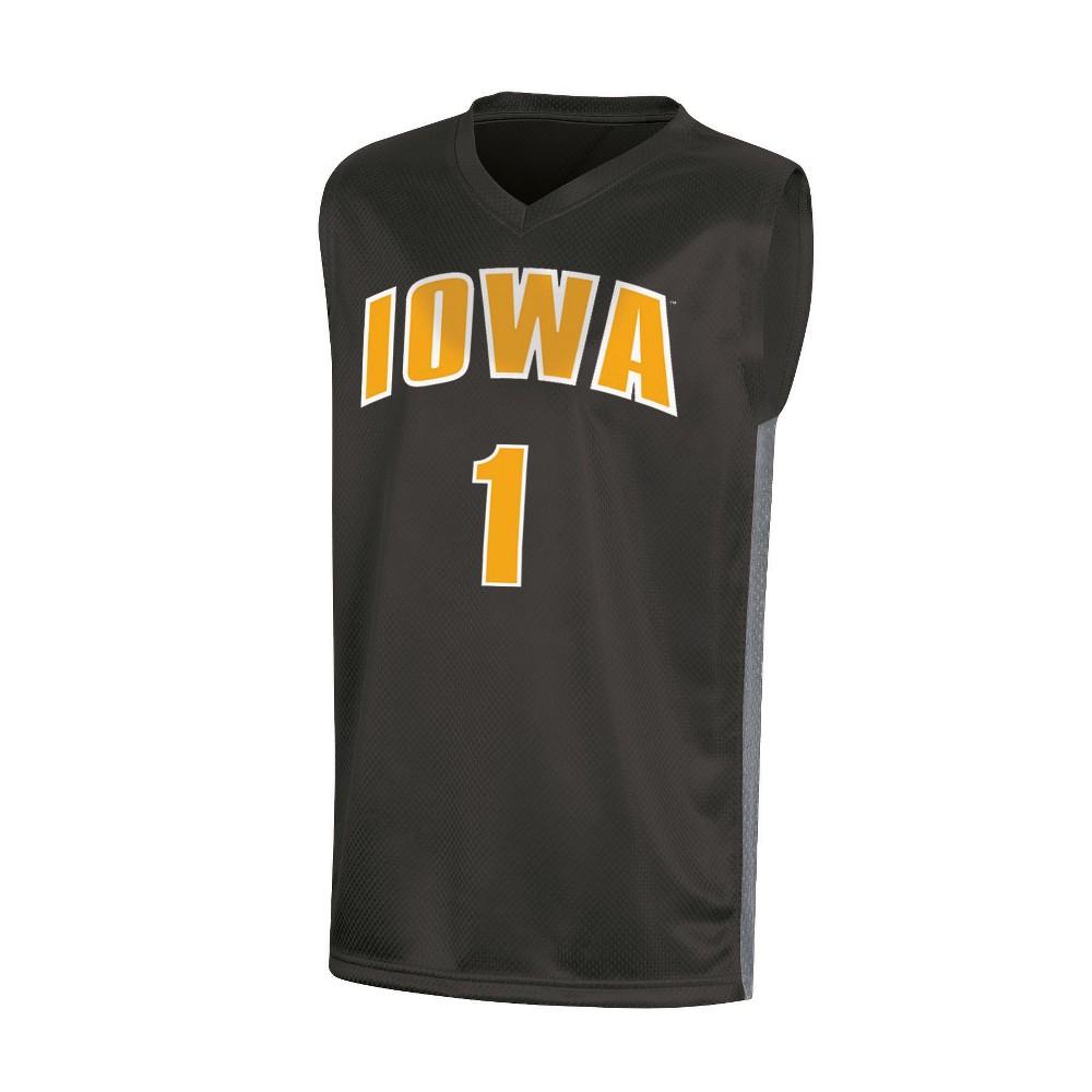NCAA Boy's Basketball Jerseys Iowa Hawkeyes - XL, Multicolored