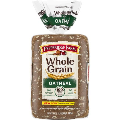 Pepperidge Farm Whole Grain Oatmeal Bread - 24oz