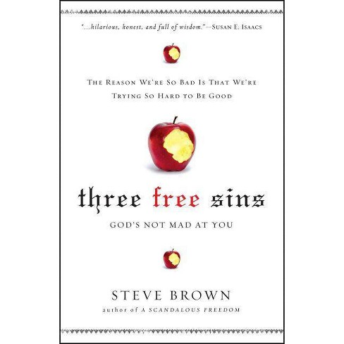 Three Free Sins - by  Steve Brown (Paperback) - image 1 of 1