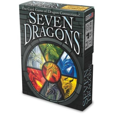 Seven Dragons Board Game