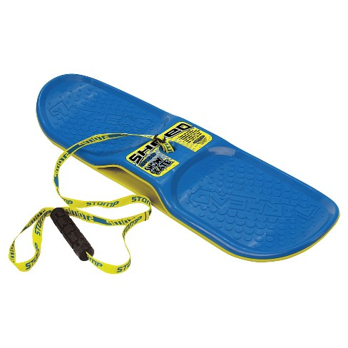 """Airhead Snow Skate 27.7"""" - Blue/Yellow - image 1 of 2"""