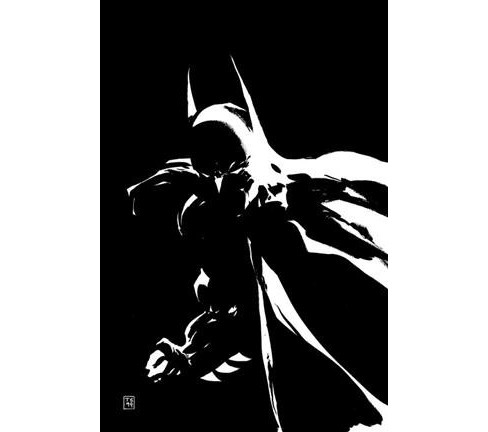 Batman Noir : Dark Victory (Hardcover) (Jeph Loeb) - image 1 of 1