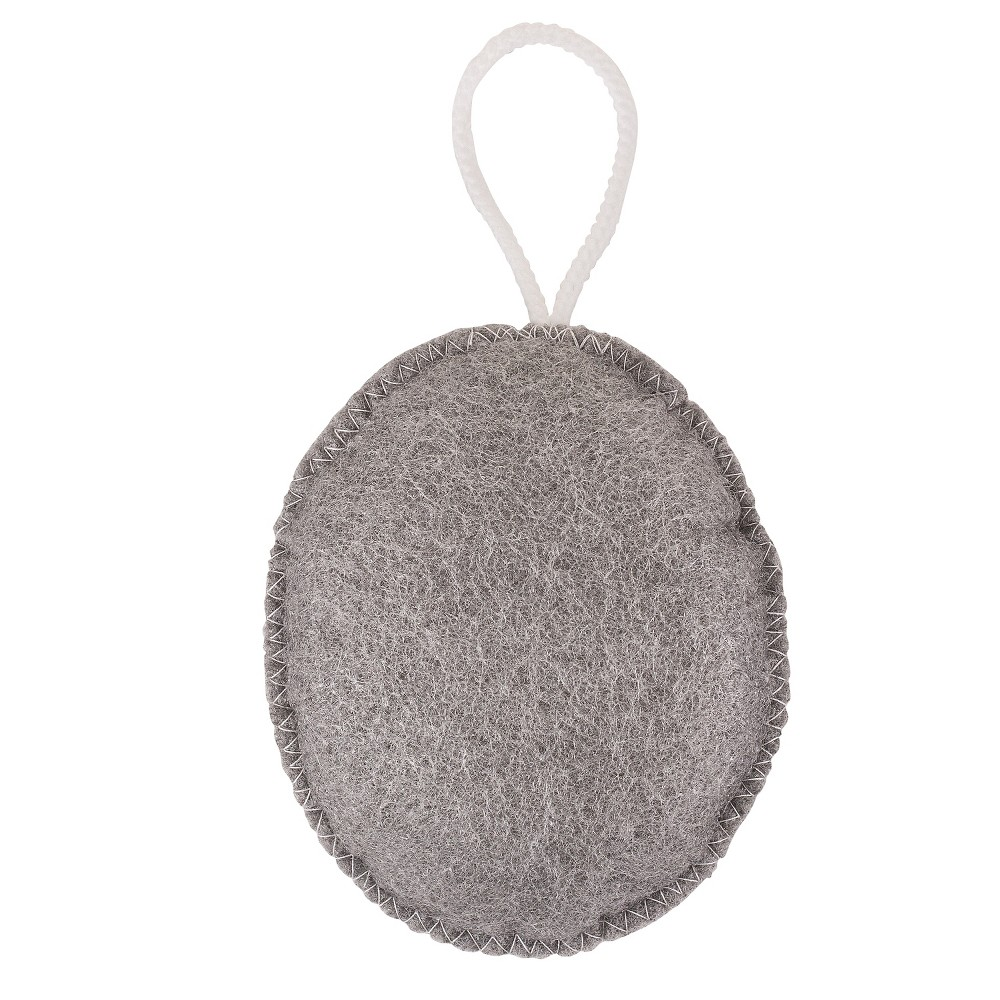 Image of The Bathery Charcoal Infused Exfoliating Puff