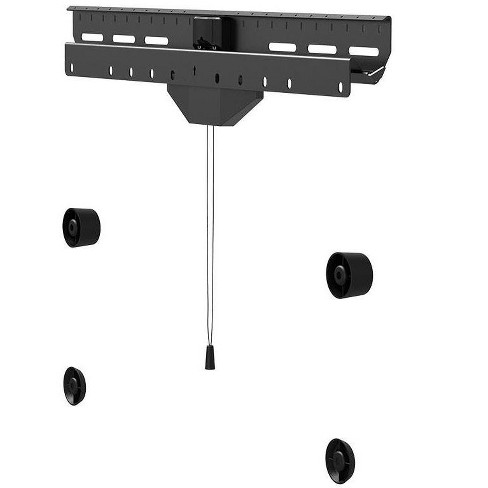 "Monoprice No Stud Hanger TV Mount For 37"" - 80"" TVs Up to 110lbs., Vesa Up to 600x400 - image 1 of 4"