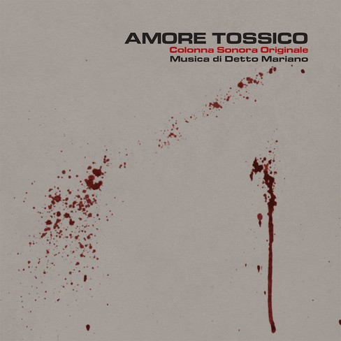 Amore Tossico - O.S.T. (w/CD) - image 1 of 1