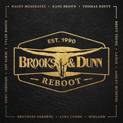 Brooks & Dunn Reboot (CD)