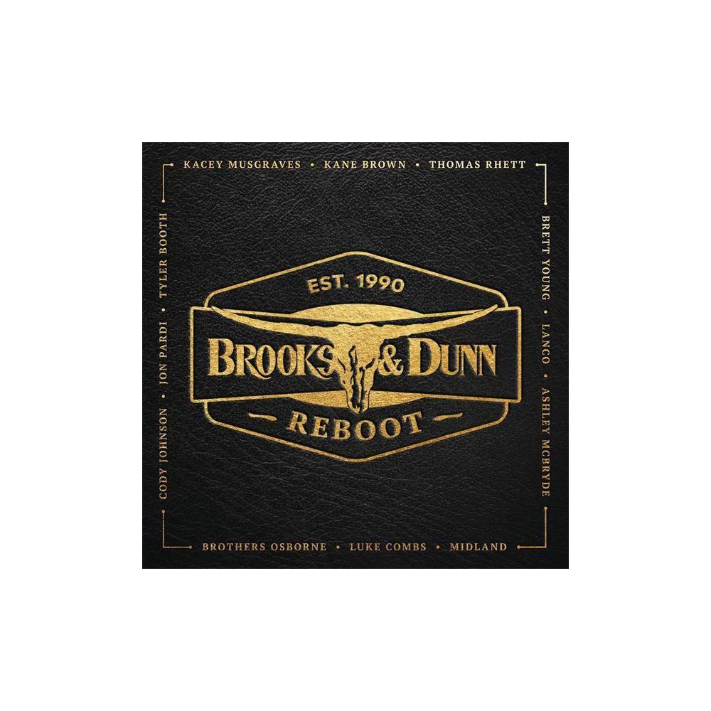 Brooks Dunn Reboot Cd