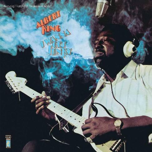 Albert King - I Wanna Get Funky (Vinyl) - image 1 of 1
