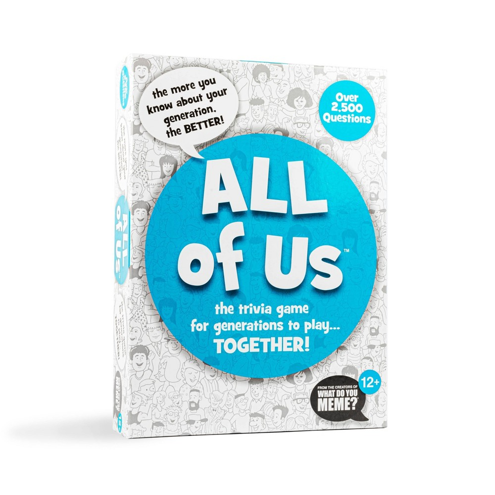 All Of Us Family Trivia Game