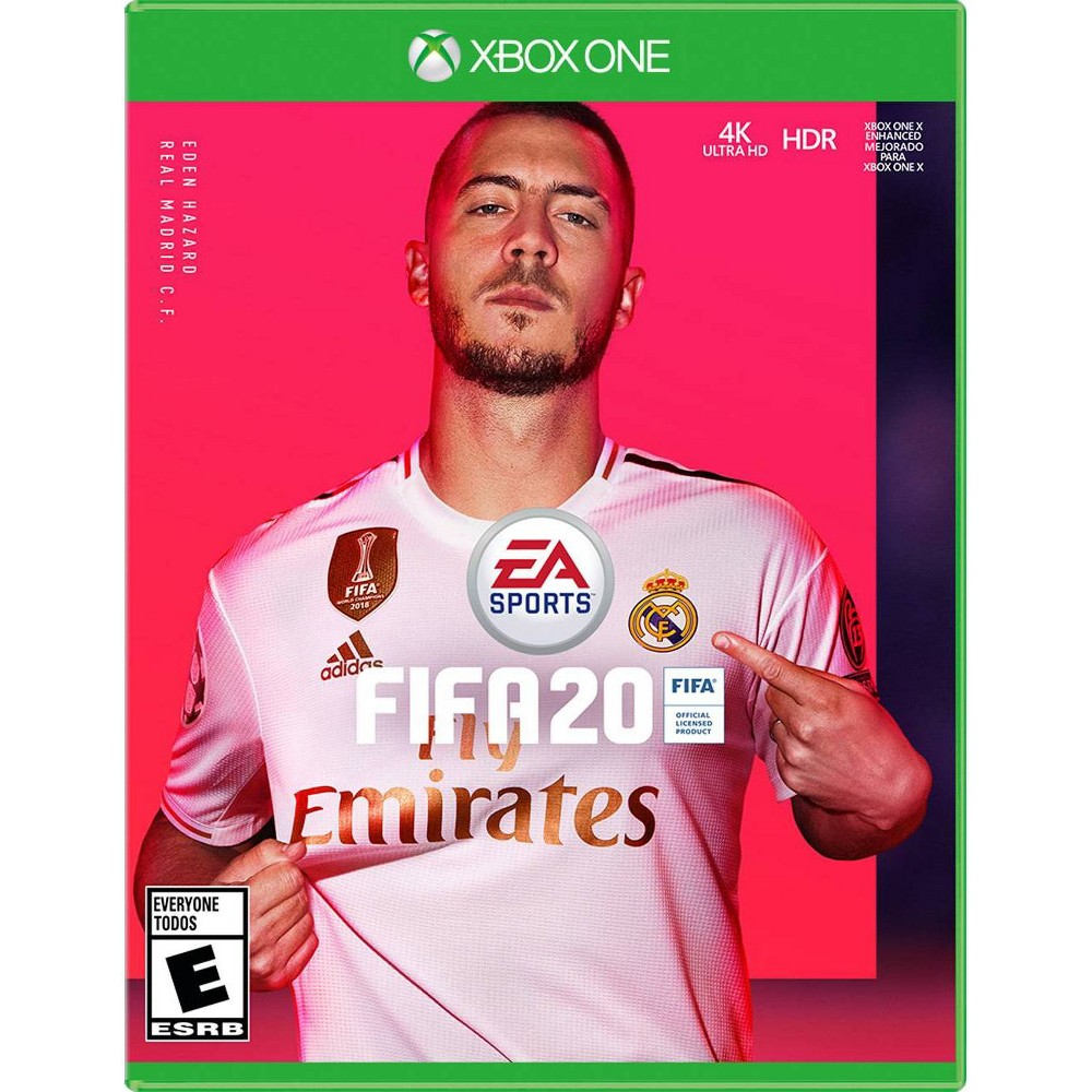 FIFA 20 - Xbox One, Video Games was $39.99 now $24.99 (38.0% off)
