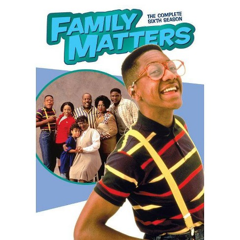 Family Matters: The Complete Sixth Season (DVD) - image 1 of 1