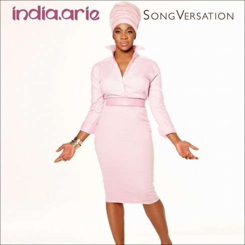 India.Arie - Songversation (Deluxe Edition) (CD) - image 1 of 1