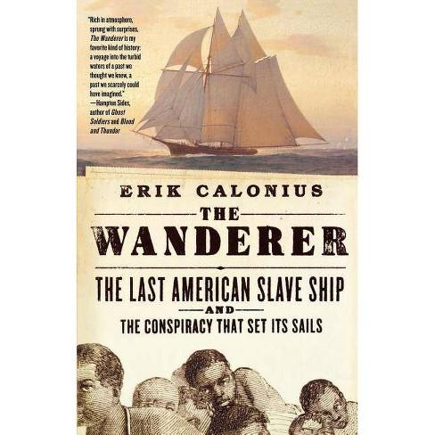 The Wanderer - by  Erik Calonius (Paperback) - image 1 of 1