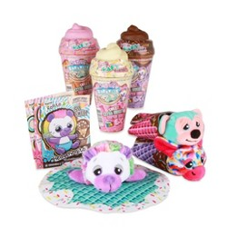 Cutetitos Babitos - Furry Baby Friends – Collectible Surprise Stuffed Animals - Ages 3+ - Series 2 Ice Cream