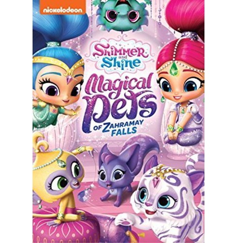 Shimmer and Shine: Magical Pets of Zahramay Falls (DVD) - image 1 of 1