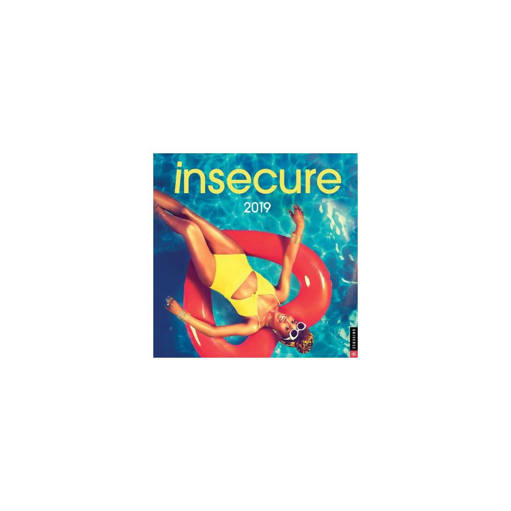 Insecure 2019 Calendar - (Paperback)