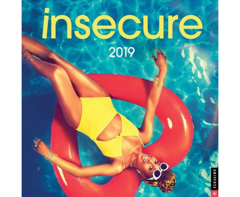 Insecure 2019 Calendar -  (Paperback) - image 1 of 1