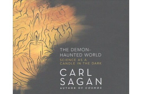 Demon-Haunted World : Science as a Candle in the Dark (Unabridged) (CD/Spoken Word) (Carl Sagan) - image 1 of 1